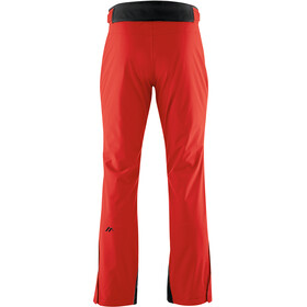 Maier Sports Copper Pantalones Hombre, rojo